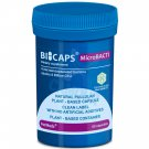 Bicaps Microbacti Probiotic 4 Microencapsulated Bacteria Strains 8 Billion CFU