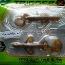 "Rapalas Trigger-X Soft Plastic Baits Lures 6"" Lizards Pumpkin Bass Fishing NIP"