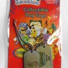 Pokemon Machop Dog Tags #66 Charm Necklace Pendant Collectible Nintendo Card NEW