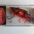 Bill Lewis Rat-L-Trap Lure Bait Red CrawFish 1/4oz Lipless CrankBait Lure NEW