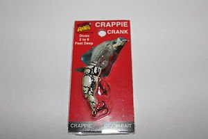 Arkie Crankin CrawDad Lure Bait Puddle Craw Pan Crankbait Fishing Lure NEW