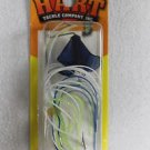 Hart Mini Spinner Buzz Bait Bass Fishing Lure 1/8oz Blue Tackle NEW