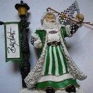 Bobby Labonte NASCAR #18 Santa Christmas Xmas Tree Ornament Racing NEW LoWShip
