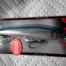 "2 Matzuo Phantom Nano Minnows Bass Fishing Lures Baits 4"" Blue Silver 5/16oz NEW"