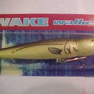Hurricane Lure Wake Walker Saltwater 1oz Wooden Fishing Lure NIP