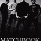 MATCHBOOK ROMANCE ROCK MUSIC GROUP WALL POSTER Large Print NEW LOOK