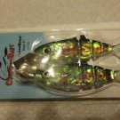 Z Man Chatter-Bait Flash-Back Shad RainBow 2Pk Lures Gr8 Fishing Bait NEW