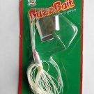 Strike King Buzz Bait 1/4oz SpinnerBait GR8 Bass Lure Top-Water Fishing Lure NIP