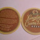 4 Leinenkugel's Draft Beer Bar Coasters Can Mat Ale New