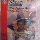 Willie McGinest 55 England Patriots 2004 Football-NFL Pin Lapel NIP