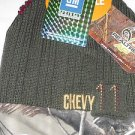 Chevy GM Car Truck Knit Beanie Hat Winter Cap RealTree Camo Hunting Licensed NEW