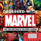 Obsessed MARVEL Interactive Comic Book Test Your Knowledge Electronic Trivia NEW