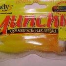 Lindy Munchies Thumpin RingWorm Bait Moonlite Pink Bass Fishing Lures Bait NIP