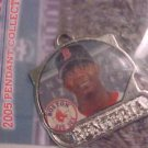 BOSTON RED SOX Edgar Renteria 2005 Pendant Charm Baseball Player NEW IP