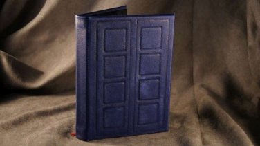 Doctor Who River Song Journal - Leather eReader / iPad & Tablet Cover / Journal