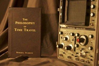 Donnie Darko - Philosophy of Time Travel  Custom Journal / eReader / iPad Cover