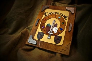 Adventure Time Enchiridion EReader / Kindle / IPad / Tablet Custom Device Cover