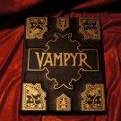 Buffy Vampyr Slayer Handbook – IPad / Kindle / Tablet / EReader Cover