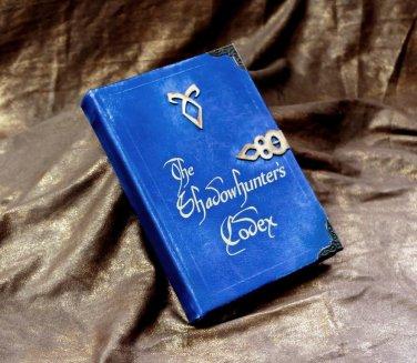 The Mortal Instruments Shadowhunters Codex  / Kindle / IPad / Tablet Cover