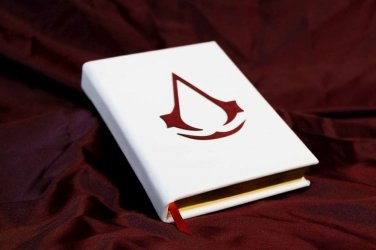 Assassin�s Creed Ezio Firenze EReader / Kindle / IPad / Tablet Cover / Journal