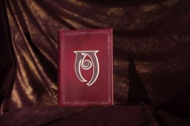 Dovahkiin Skyrim Conjuration Tome eReader / iPad Cover / Kindle - Custom Size