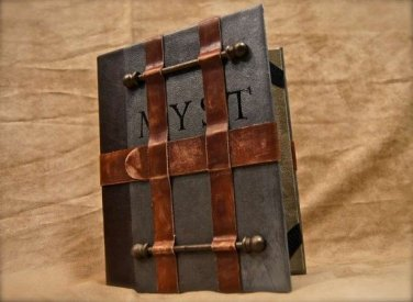 Myst Linking Book of D'ni iPad / eReader / Kindle / Tablet Cover