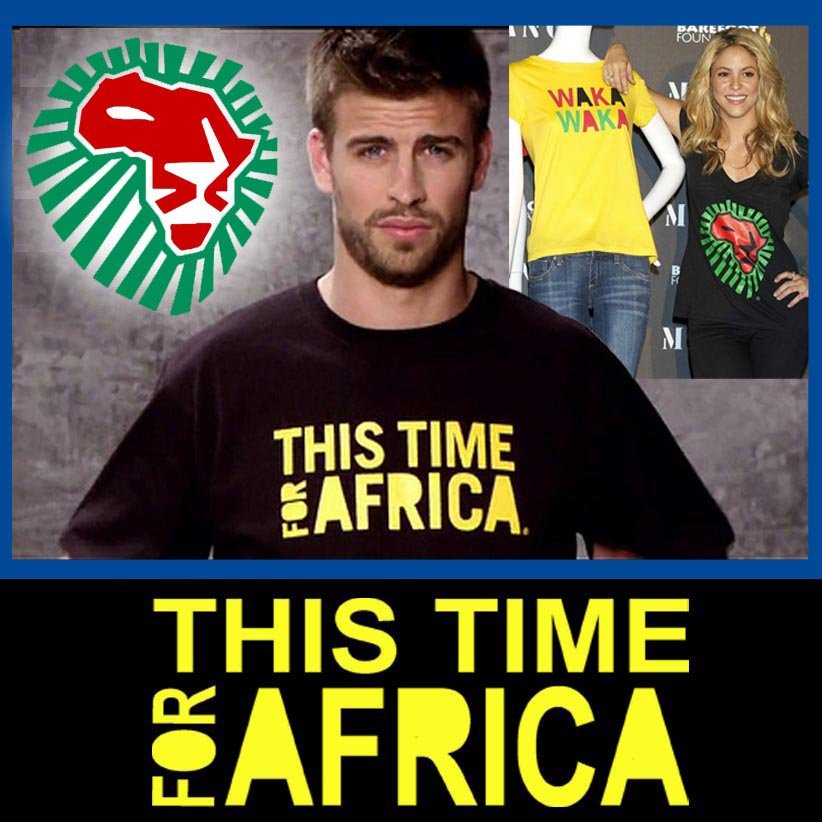 This Time For Africa waka-waka