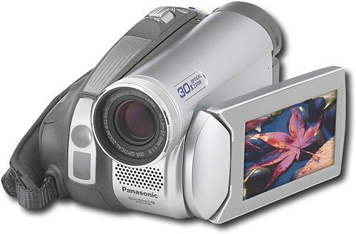 Panasonic MiniDV Digital Camcorder