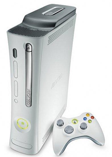 Microsoft XBOX 360 Premium Game Console