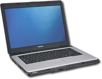 "Toshiba Notebook 15.4"" Display (2GB RAM / 160GB HD)"