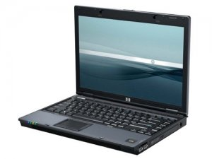 """HP 6515 14.1"""" Laptop Computer Refurbished - Black"""