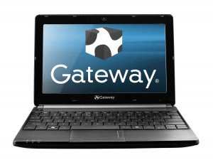 Gateway LT4004u Netbook Refurbished - Black
