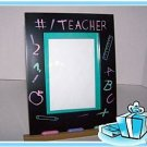 NEW 5 x 7 Number One Teacher Photo PICTURE FRAME
