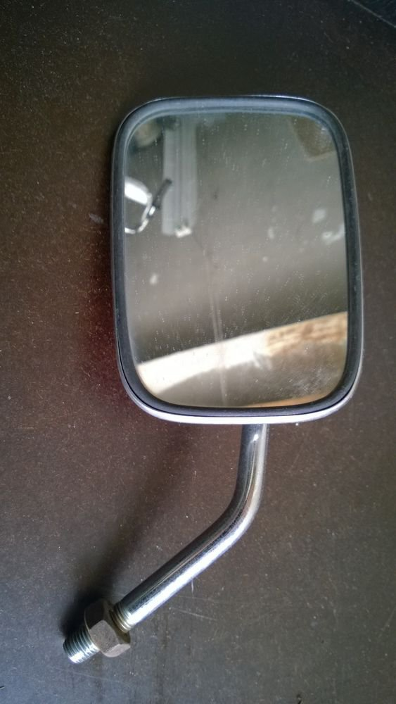 YAMAHA 1980-82 SR250 Exciter Left Mirror