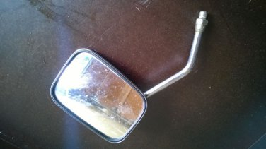 1980-1982 Yamaha SR 250 SR250 Exciter right side mirror