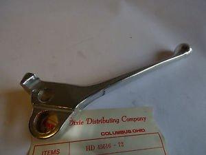 NOS Brake Lever - Harley-Davidson Sportster Shovelhead Wide Glide XL FX 45016-72