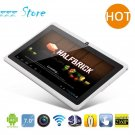 Tablet PC Q88 Allwinner A13 Android 4.0 512MB 4GB Dual Camera WIFI White color
