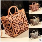 totem spbig hollow totem spring and summer handbag Messenger bag woman bag