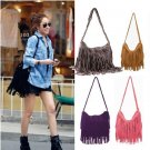 Tassel Women Handbags messenger Bag Lady Cross Body Shoulder bag bolsas