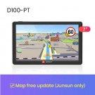 "Junsun D100 7"" HD Car GPS Navigation FM AVIN Navitel Truck gps navigators automobile"
