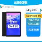 Tablet PC ALLDOCUBE iPlay20 Pro 10.1 inch Android 10 6GB RAM 128GB ROM 4G LTE phone call