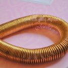 Khmer Gold Spiral Anklet Bangle Bracelet Ethic Traditional Wedding Jewelry Cambodian