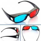 Red Blue Cyan NVIDIA 3D VISION DISCOVERY Myopia General Glasses For TV Movie DVD