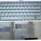 Acer Aspire 5943 8943 8950 5943G 8943G 8950G US Keyboard Silver