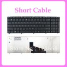 Asus X73 X73B X73BR X73BY X73E US keyboard black
