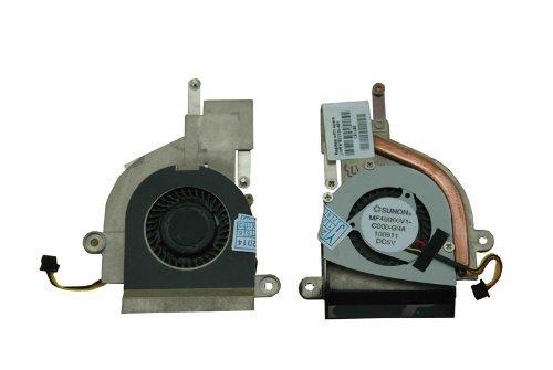 CPU Cooling Fan with heatsink for HP Mini 210-2000 210-2050nr 210-2060nr 210-2070ca