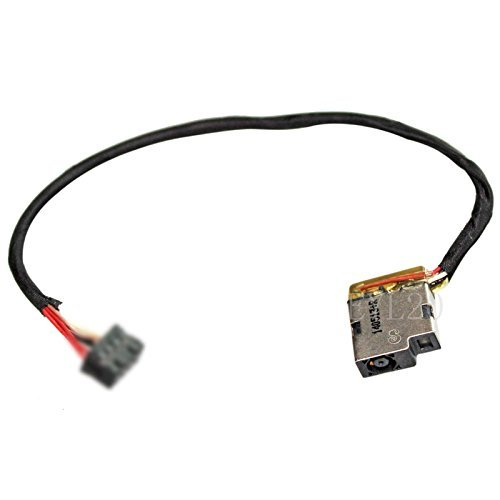 dc power jack harness plug cable for hp envy 14