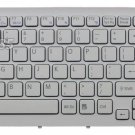 New fit SONY 148793921 A-1773-626-A 012-101A-3314-A Keyboard US & white frame
