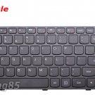 Original New fit Lenovo G70-70 G70-80 US layout Black keyboard