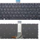 Original New US black backlit Keyboard fit Acer Aspire V5-122 V5-122P